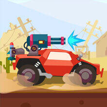 Road Of Rampage Game