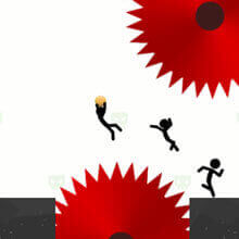 Stickman Vector Game