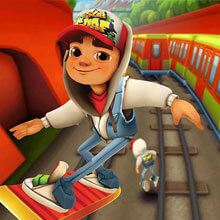 Subway Runner Online Game