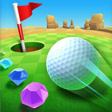 Play Mini Golf Adventure Game Online