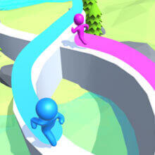 Path Painter Game