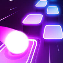 Tiles Hop: EDM Rush! Game