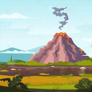 Play Volcano Eruption Game Online