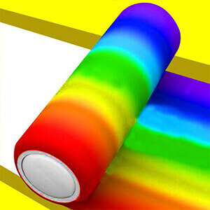 Color Roller 3D Game
