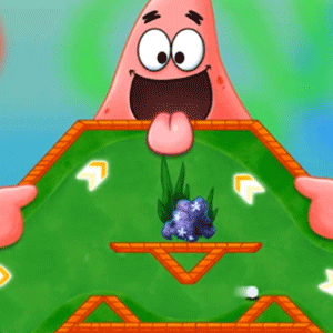 Play Nicklodeon: Ulitimate Mini-Golf Universe Game Online