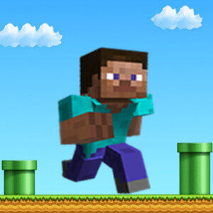 Play Mineblock Adventure Game Online