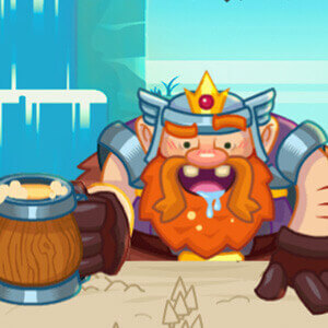 King Rugni Tower Conquest Game
