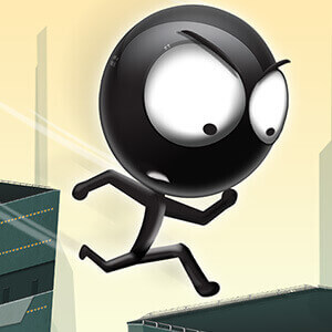 Stickman School Run Game