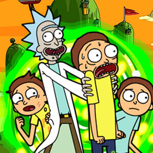 Rick And Morty Arcade
