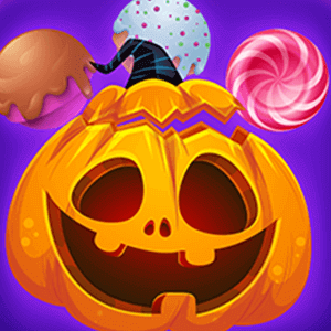 Trick Or Treat Bubble Shooter