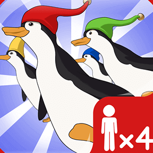 Play Penguin Fish Run Game Online