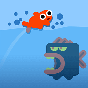 Fish Jumping Game